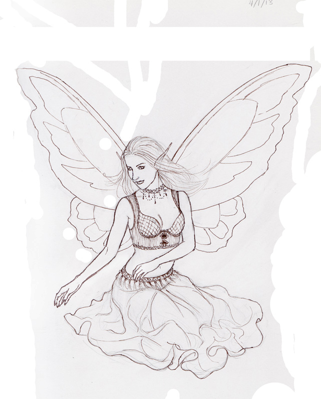 faery-sketch
